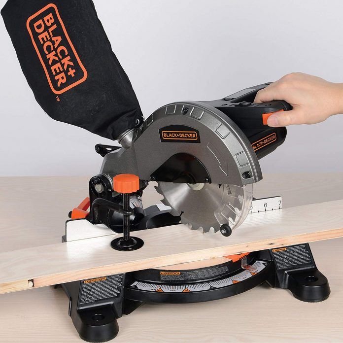 Black+Decker SM1850BD Compound Miter Saw Review